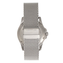 Load image into Gallery viewer, Morphic M80 Series Bracelet Watch w/Date - Silver/White - MPH8001