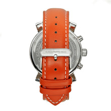 Load image into Gallery viewer, Morphic M89 Series Chronograph Leather-Band Watch w/Date - Camel/Black - MPH8904