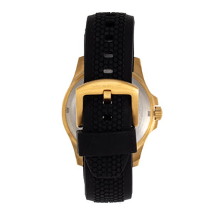 Morphic M80 Series Strap Watch w/Date - Gold/Black - MPH8006