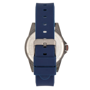 Morphic M84 Series Strap Watch - Blue - MPH8403