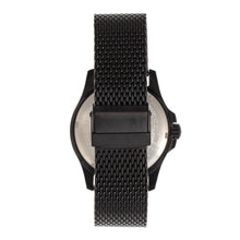 Load image into Gallery viewer, Morphic M80 Series Bracelet Watch w/Date - Black - MPH8004