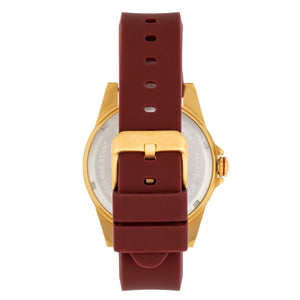 Morphic M84 Series Strap Watch - Maroon - MPH8402