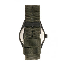 Load image into Gallery viewer, Morphic M69 Series Canvas-Band Watch - Black/Olive - MPH6906