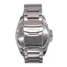 Load image into Gallery viewer, Morphic M92 Series Bracelet Watch w/Day/Date - Grey & Blue - MPH9207