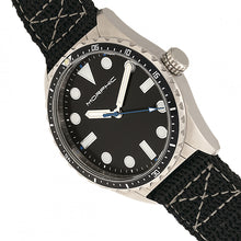 Load image into Gallery viewer, Morphic M69 Series Canvas-Band Watch - Silver/Black - MPH6902
