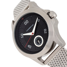 Load image into Gallery viewer, Morphic M80 Series Bracelet Watch w/Date - Silver/Black - MPH8002
