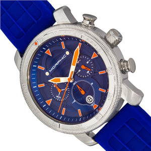 Morphic M90 Series Chronograph Watch w/Date - Blue - MPH9004