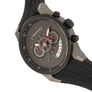 Morphic M72 Series Strap Watch - Black/Charcoal - MPH7206