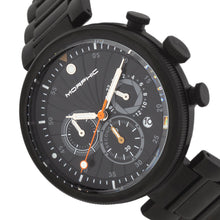 Load image into Gallery viewer, Morphic M87 Series Chronograph Bracelet Watch w/Date - Black - MPH8706