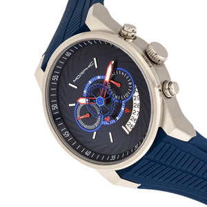 Morphic M72 Series Strap Watch - Blue - MPH7202