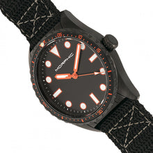 Load image into Gallery viewer, Morphic M69 Series Canvas-Band Watch - Black - MPH6905