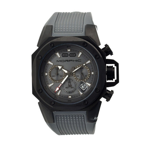 Morphic M35 Series Chronograph Men's Watch w/ Date - MPH3506