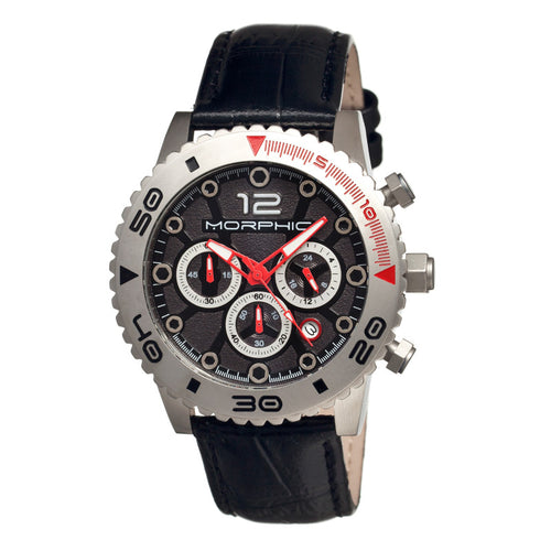 Morphic M33 Series Chronograph Men's Watch w/ Date - MPH3302