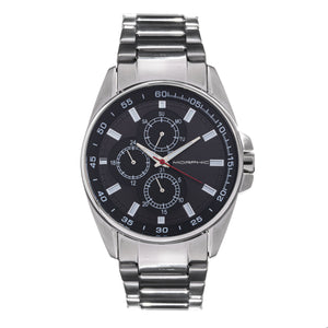 Morphic M92 Series Bracelet Watch w/Day/Date - Black - MPH9202