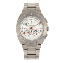 Load image into Gallery viewer, Morphic M79 Series Chronograph Bracelet Watch - Silver - MPH7901