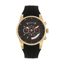 Load image into Gallery viewer, Morphic M72 Series Strap Watch - Black/Gold - MPH7203