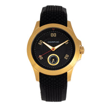 Load image into Gallery viewer, Morphic M80 Series Strap Watch w/Date - Gold/Black - MPH8006