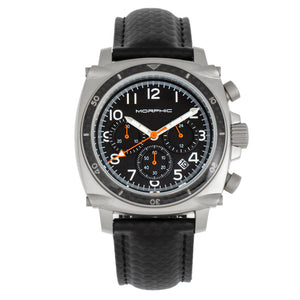 Morphic M83 Series Chronograph Bracelet Watch w/ Date