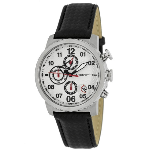 Morphic M38 Series Chronograph Men's Watch w/ Date - MPH3805