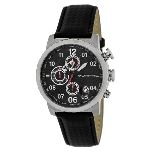 Morphic M38 Series Chronograph Men's Watch w/ Date - MPH3804