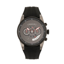 Load image into Gallery viewer, Morphic M72 Series Strap Watch - Black/Charcoal - MPH7206