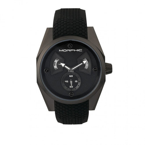 Morphic M34 Series Men's Watch w/ Day/Date - MPH3405