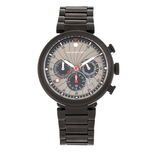 Morphic M87 Series Chronograph Bracelet Watch w/Date - Black/Grey - MPH8707