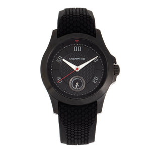 Morphic M80 Series Strap Watch w/Date - Black - MPH8007