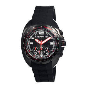 Morphic M25 Series Chronograph Men's Watch - Black - MPH2504