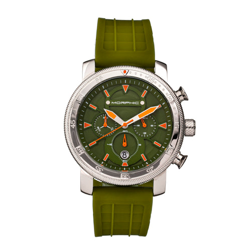 Morphic M90 Series Chronograph Watch w/Date - MPH9003
