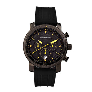 Morphic M90 Series Chronograph Watch w/Date