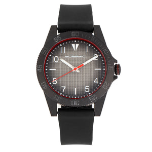 Morphic M84 Series Strap Watch - Black - MPH8401