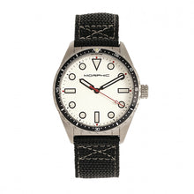 Load image into Gallery viewer, Morphic M69 Series Canvas-Band Watch - Silver - MPH6901