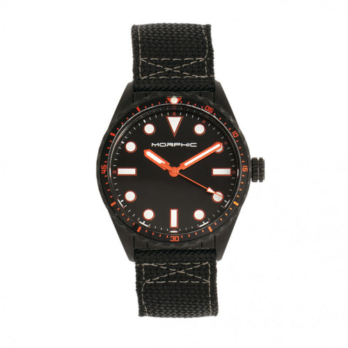 Morphic M69 Series Canvas-Band Watch - MPH6905