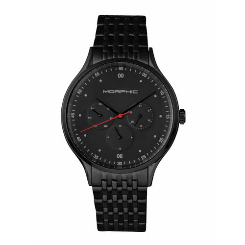 Morphic M65 Series Men's Watch w/Day/Date - MPH6504