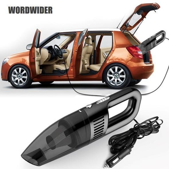 Wet/Dry Car Vacuum Cleaner