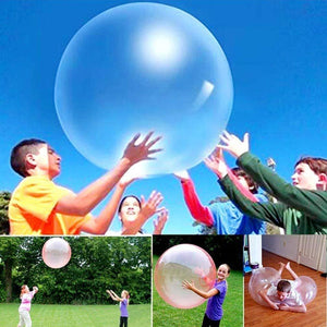 【Only $15 Today!】Amazing Bubble Ball !