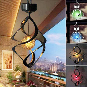 Solar Wind Chime -- A beautiful gift for your Intimate Person