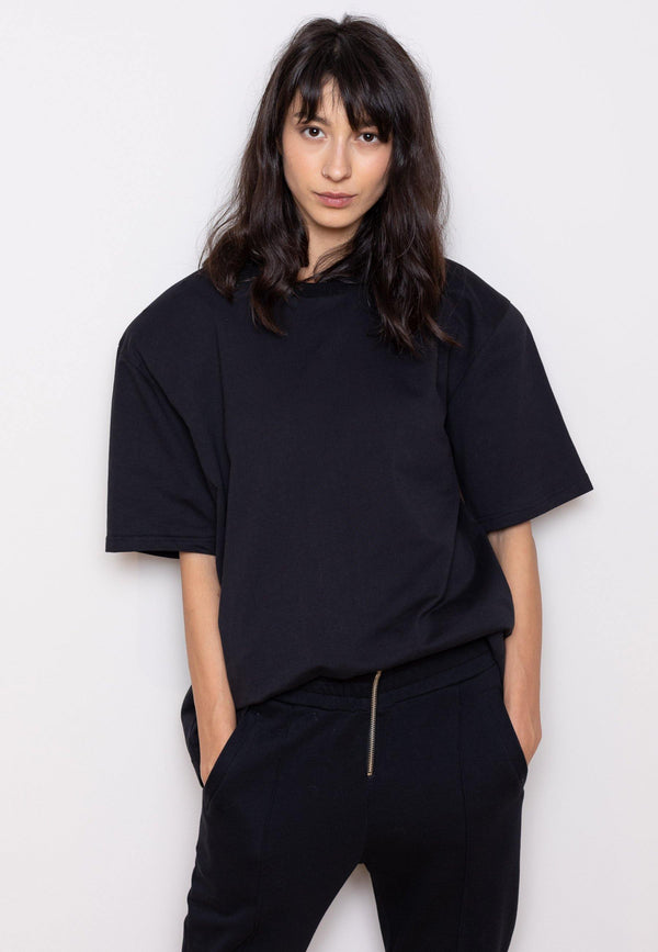 Oversized T-Shirt with loose back