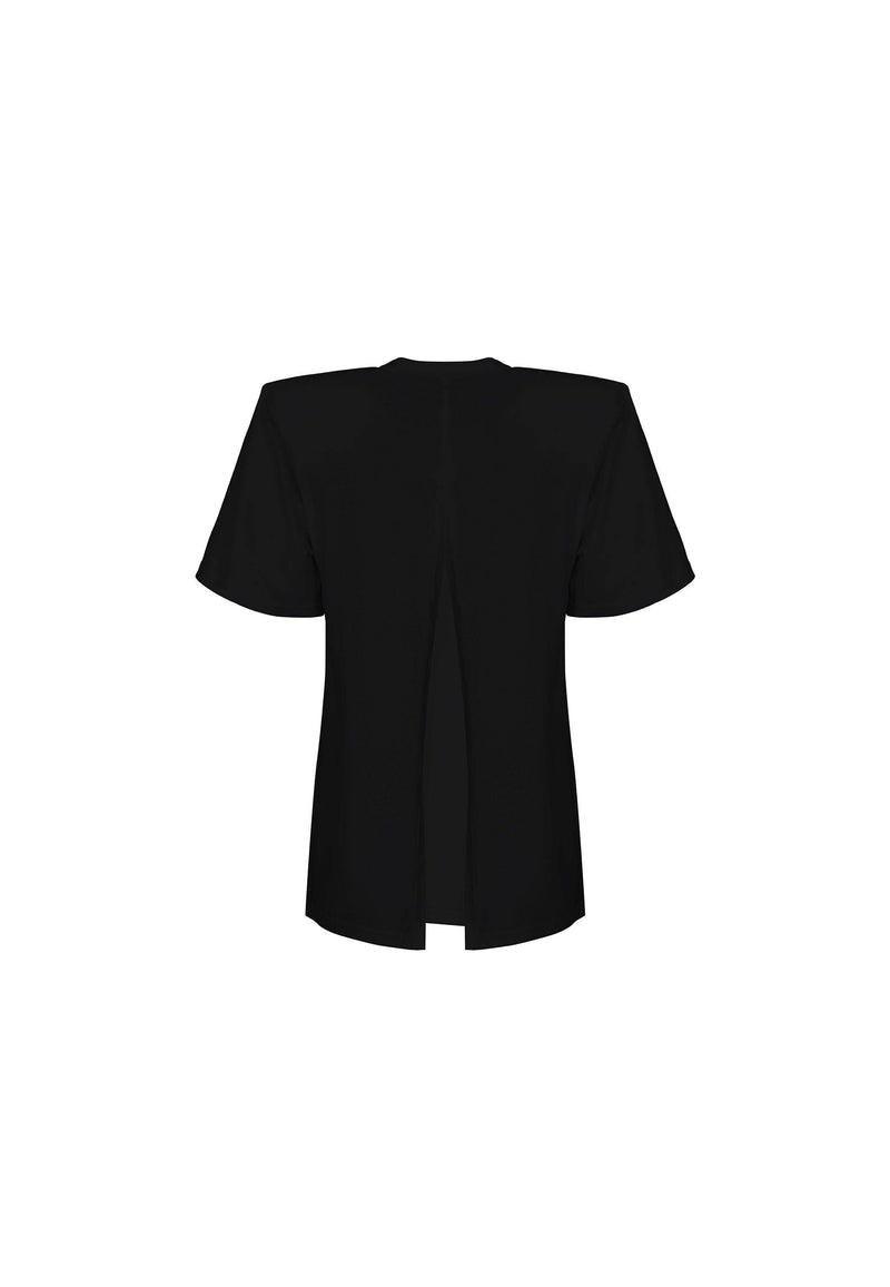 Oversized T-Shirt with loose back - NARRO