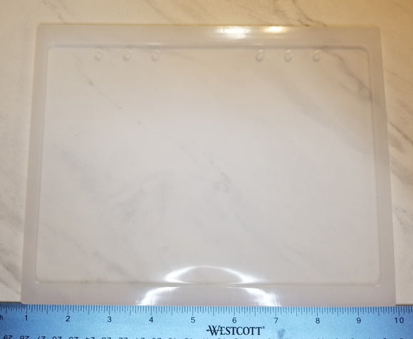 A5 (Large) Notebook Cover Mold