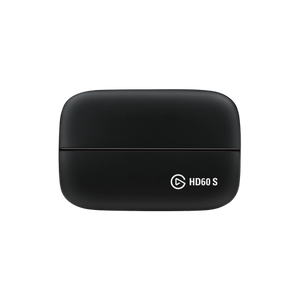 正面から見た Elgato Game Capture HD60 S