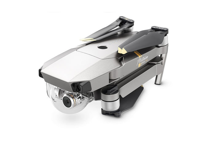【レンタル】DJI Mavic Pro Platinum Fly More
