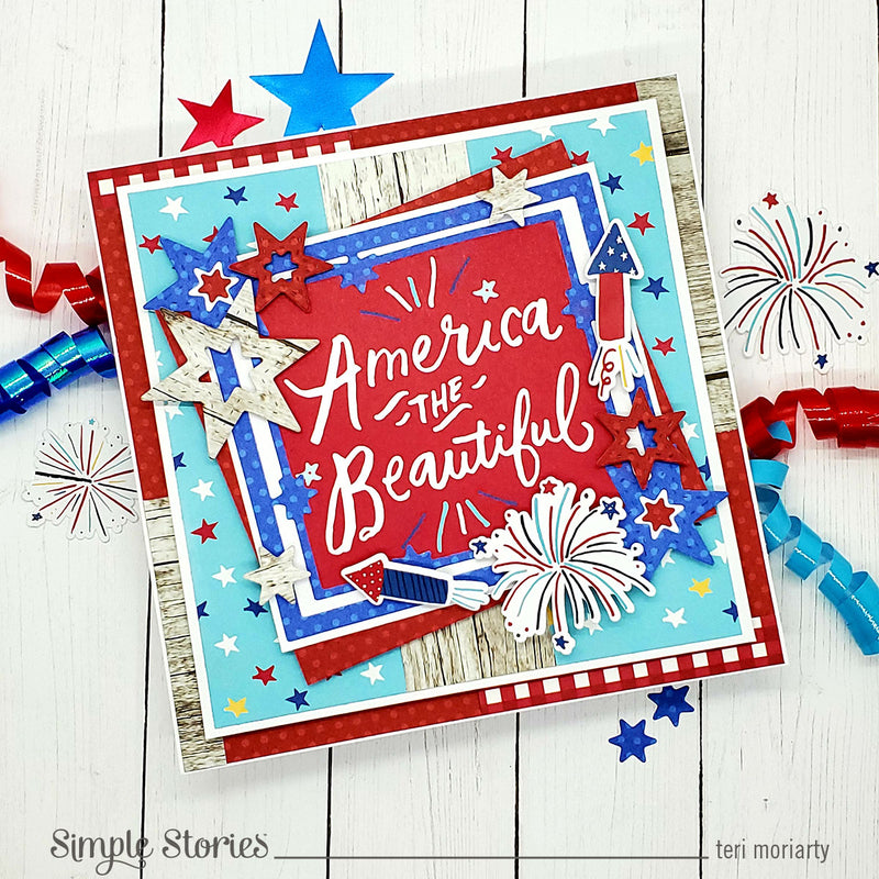 Star Spangled! by Teri Moriarty