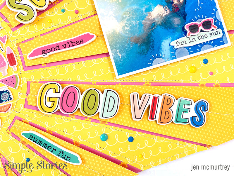 Good Vibes! by Jen Mcmurtrey
