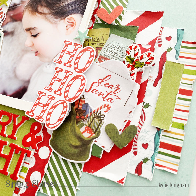 Merry & Bright! by Kylie Kingham