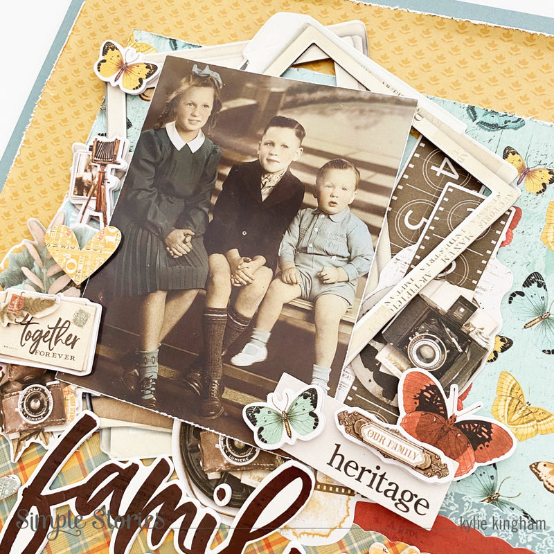 Family Memories! by Kylie Kingham