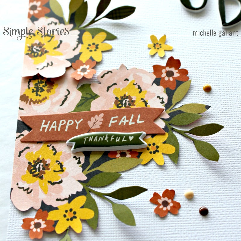 Happy Fall! by Michelle Gallant