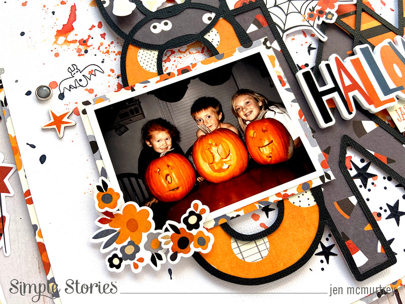 Our Little Boo Crew! by Jen McMurtey