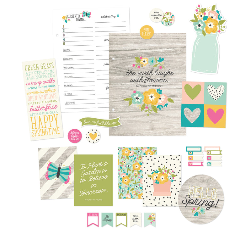 Printables - 6X8 Snap - April